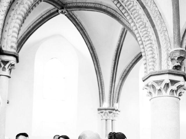 Le mariage de Romain et Célia à Le Châtelet-en-Brie, Seine-et-Marne 328