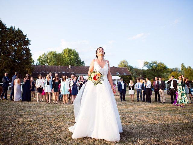 Le mariage de Romain et Célia à Le Châtelet-en-Brie, Seine-et-Marne 435