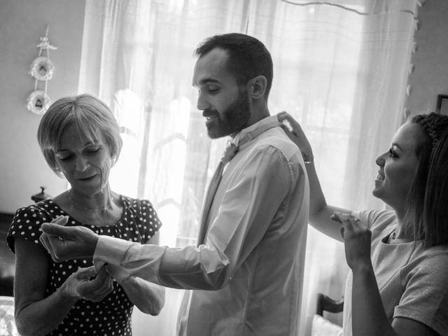 Le mariage de Paul et Elodie à Bénac, Hautes-Pyrénées 17