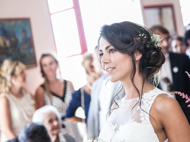Le mariage de Paul et Elodie à Bénac, Hautes-Pyrénées 36
