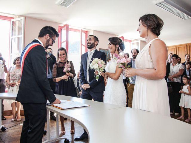 Le mariage de Paul et Elodie à Bénac, Hautes-Pyrénées 39