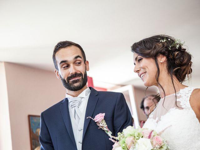 Le mariage de Paul et Elodie à Bénac, Hautes-Pyrénées 40