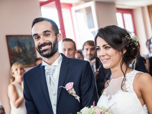 Le mariage de Paul et Elodie à Bénac, Hautes-Pyrénées 41