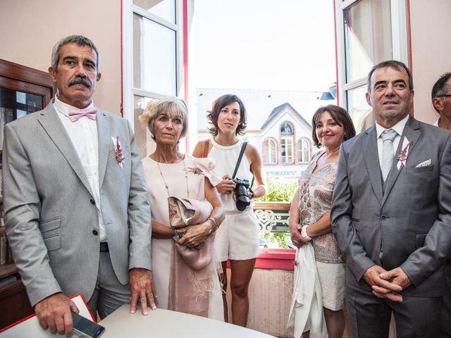 Le mariage de Paul et Elodie à Bénac, Hautes-Pyrénées 42