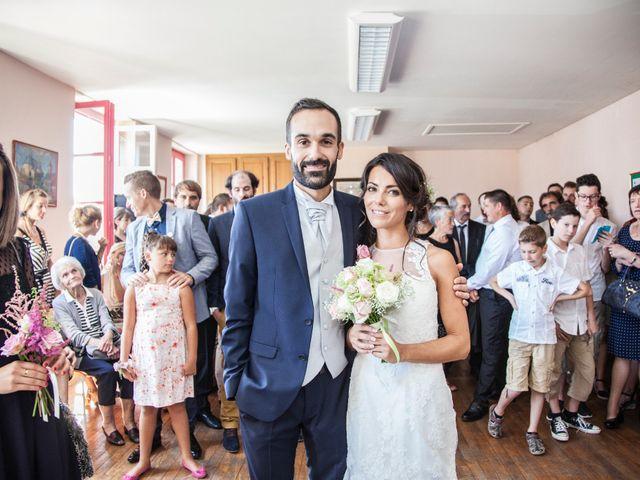Le mariage de Paul et Elodie à Bénac, Hautes-Pyrénées 43
