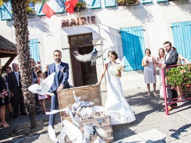 Le mariage de Paul et Elodie à Bénac, Hautes-Pyrénées 44