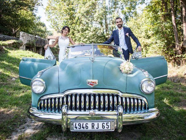 Le mariage de Paul et Elodie à Bénac, Hautes-Pyrénées 45