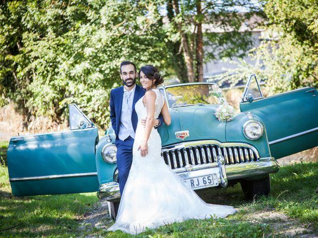 Le mariage de Paul et Elodie à Bénac, Hautes-Pyrénées 46