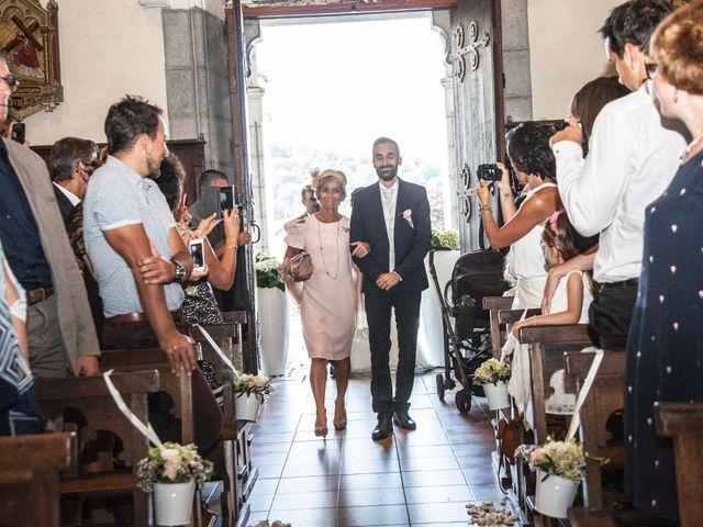 Le mariage de Paul et Elodie à Bénac, Hautes-Pyrénées 47