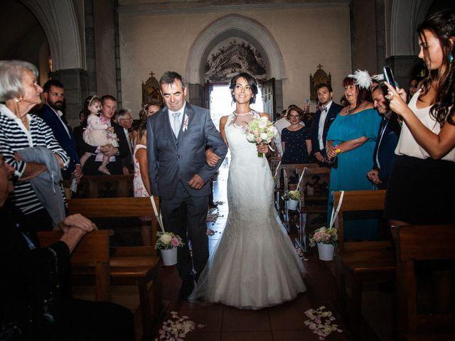 Le mariage de Paul et Elodie à Bénac, Hautes-Pyrénées 48