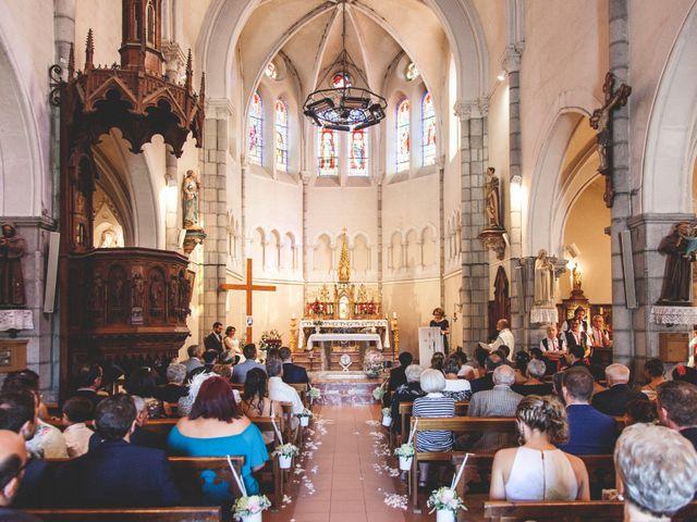 Le mariage de Paul et Elodie à Bénac, Hautes-Pyrénées 50
