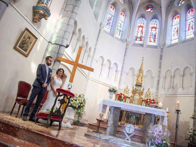 Le mariage de Paul et Elodie à Bénac, Hautes-Pyrénées 51