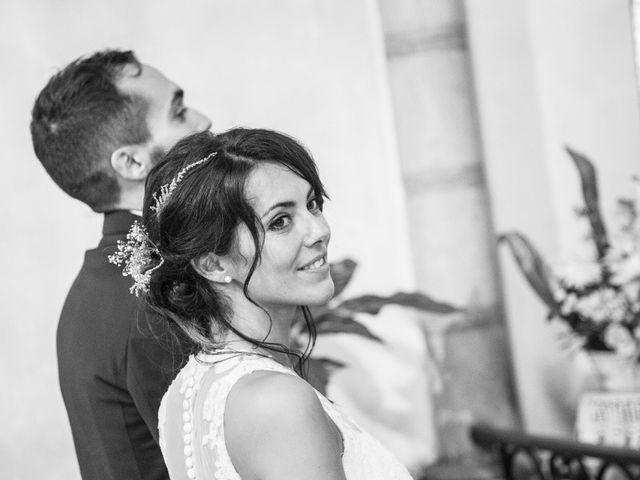 Le mariage de Paul et Elodie à Bénac, Hautes-Pyrénées 58