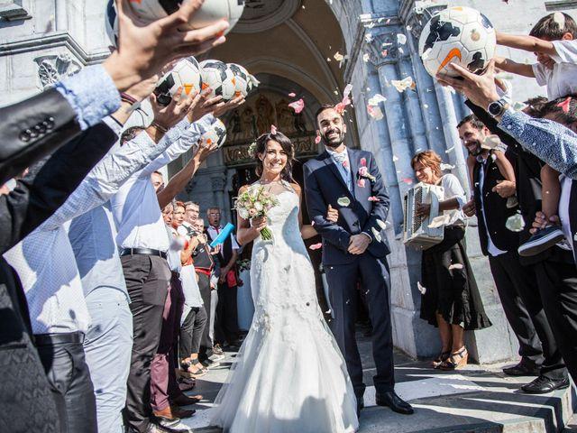Le mariage de Paul et Elodie à Bénac, Hautes-Pyrénées 61