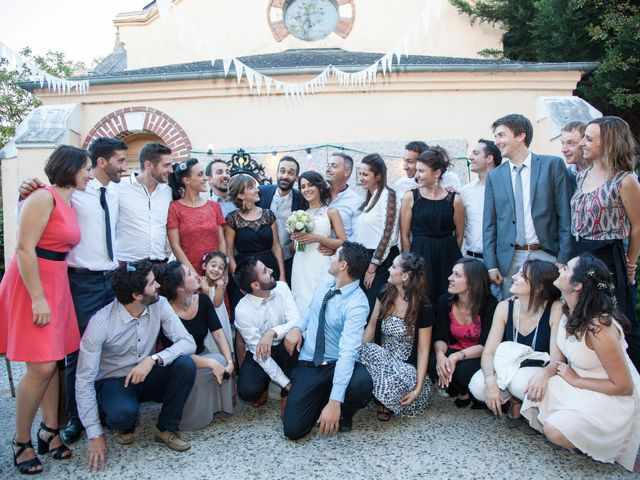 Le mariage de Paul et Elodie à Bénac, Hautes-Pyrénées 87