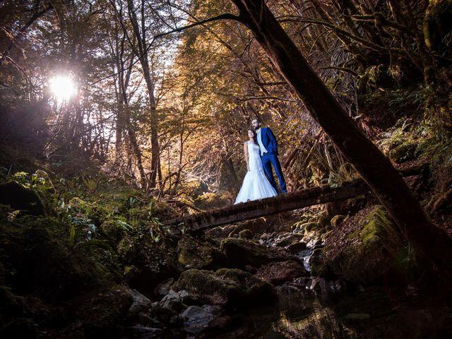 Le mariage de Paul et Elodie à Bénac, Hautes-Pyrénées 89