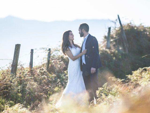 Le mariage de Paul et Elodie à Bénac, Hautes-Pyrénées 92