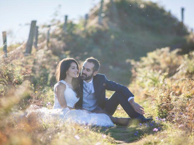 Le mariage de Paul et Elodie à Bénac, Hautes-Pyrénées 93