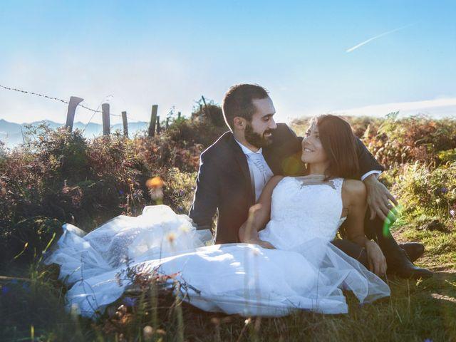 Le mariage de Paul et Elodie à Bénac, Hautes-Pyrénées 94