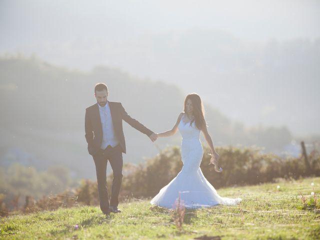 Le mariage de Paul et Elodie à Bénac, Hautes-Pyrénées 96