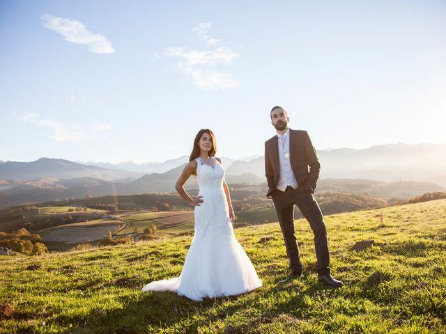 Le mariage de Paul et Elodie à Bénac, Hautes-Pyrénées 98