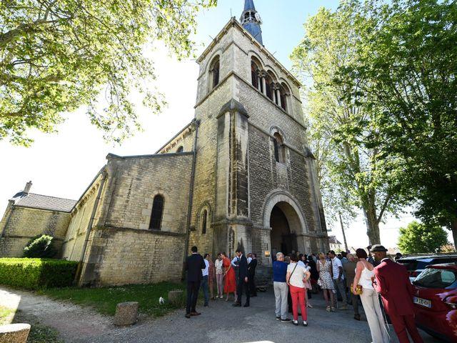 Le mariage de Etienne et Julie à Dijon, Côte d'Or 73