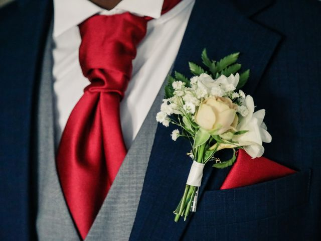 Le mariage de Franck et Aïssatou à Rueil-Malmaison, Hauts-de-Seine 10