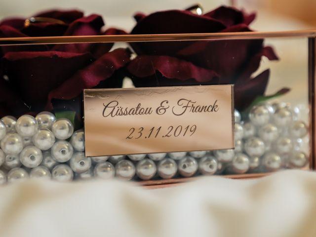 Le mariage de Franck et Aïssatou à Rueil-Malmaison, Hauts-de-Seine 14