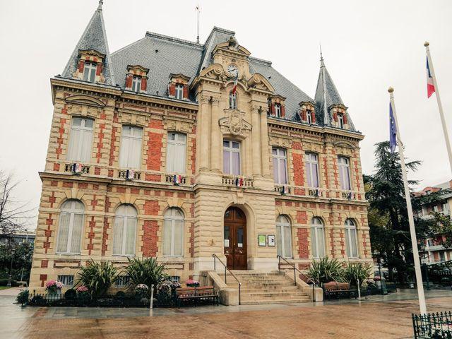 Le mariage de Franck et Aïssatou à Rueil-Malmaison, Hauts-de-Seine 28