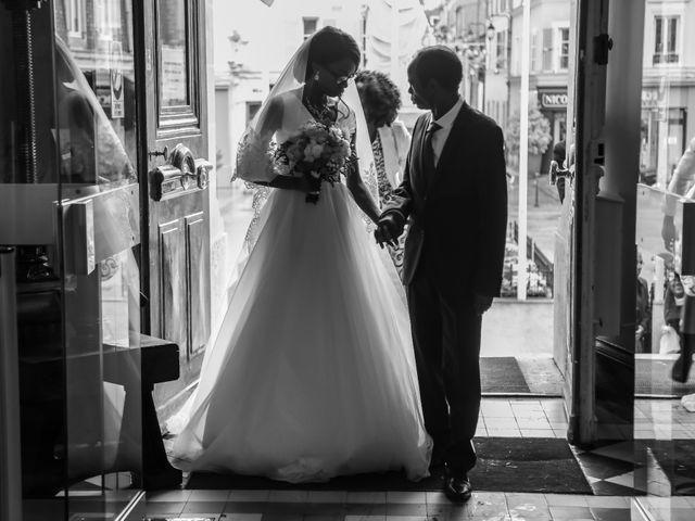 Le mariage de Franck et Aïssatou à Rueil-Malmaison, Hauts-de-Seine 30