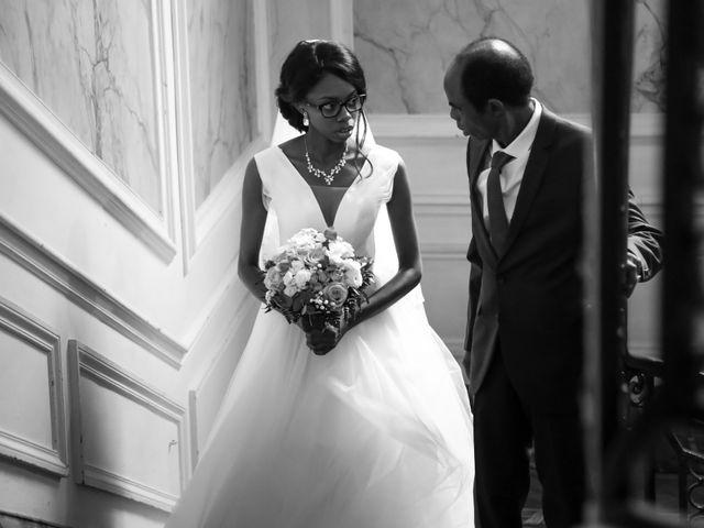 Le mariage de Franck et Aïssatou à Rueil-Malmaison, Hauts-de-Seine 33