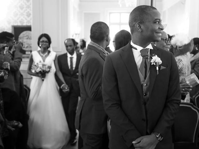Le mariage de Franck et Aïssatou à Rueil-Malmaison, Hauts-de-Seine 35