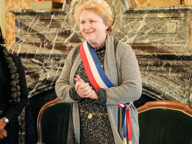 Le mariage de Franck et Aïssatou à Rueil-Malmaison, Hauts-de-Seine 40