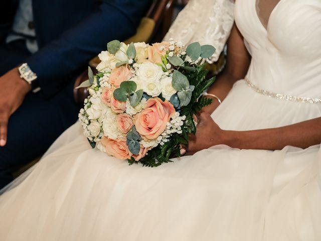 Le mariage de Franck et Aïssatou à Rueil-Malmaison, Hauts-de-Seine 43