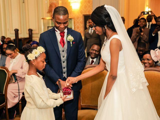 Le mariage de Franck et Aïssatou à Rueil-Malmaison, Hauts-de-Seine 59