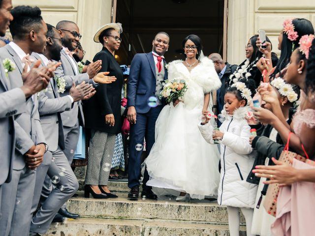 Le mariage de Franck et Aïssatou à Rueil-Malmaison, Hauts-de-Seine 68