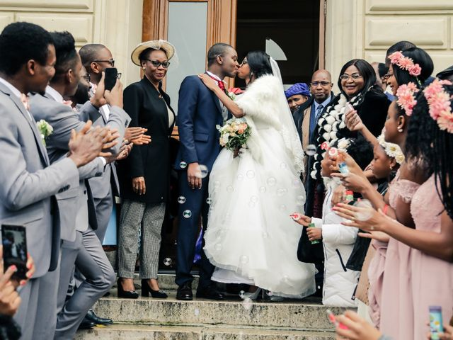 Le mariage de Franck et Aïssatou à Rueil-Malmaison, Hauts-de-Seine 69