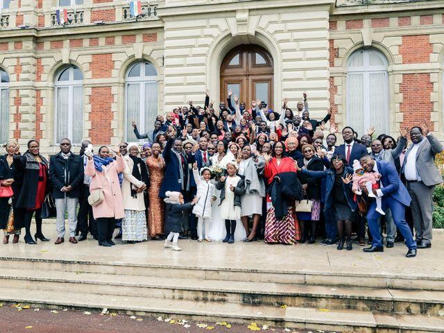 Le mariage de Franck et Aïssatou à Rueil-Malmaison, Hauts-de-Seine 70