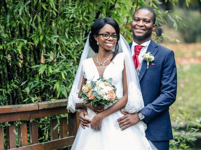Le mariage de Aïssatou et Franck