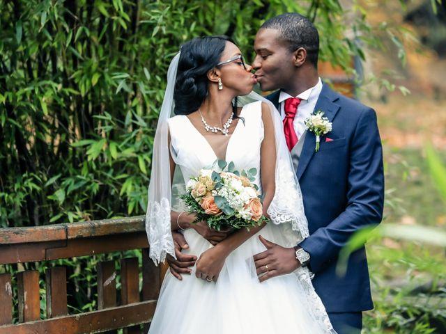 Le mariage de Franck et Aïssatou à Rueil-Malmaison, Hauts-de-Seine 72