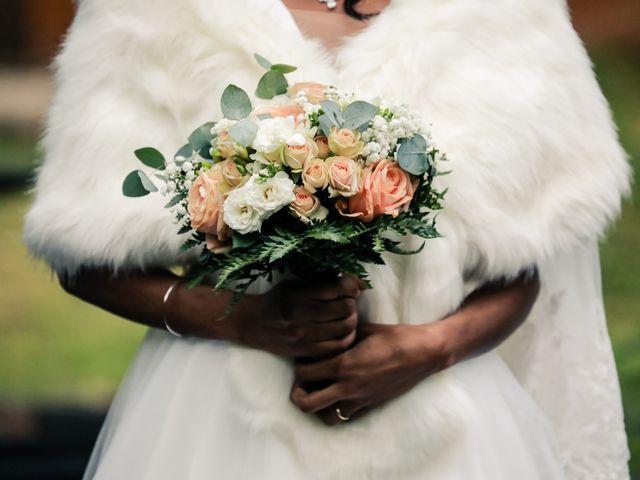 Le mariage de Franck et Aïssatou à Rueil-Malmaison, Hauts-de-Seine 86
