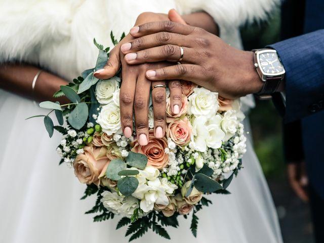 Le mariage de Franck et Aïssatou à Rueil-Malmaison, Hauts-de-Seine 87