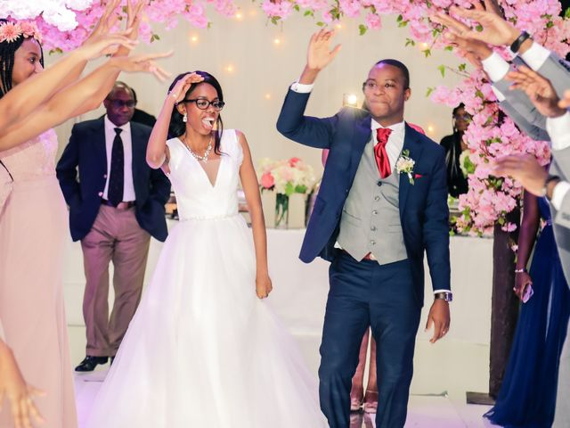 Le mariage de Franck et Aïssatou à Rueil-Malmaison, Hauts-de-Seine 107