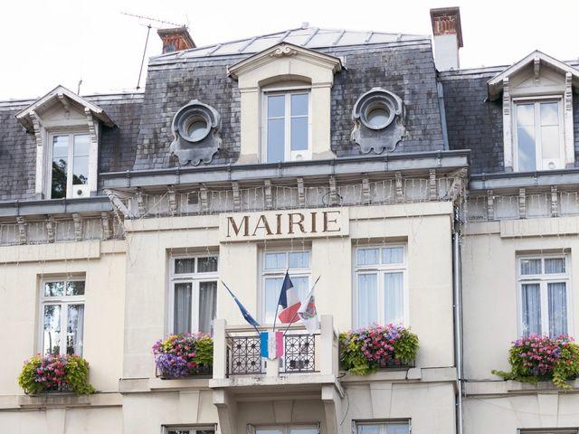 Le mariage de Xavier et Katia à Mauperthuis, Seine-et-Marne 16