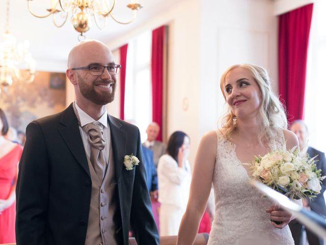 Le mariage de Xavier et Katia à Mauperthuis, Seine-et-Marne 21