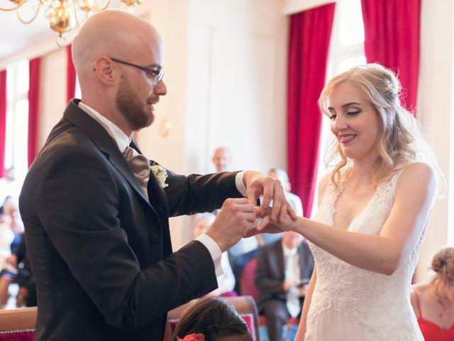 Le mariage de Xavier et Katia à Mauperthuis, Seine-et-Marne 29