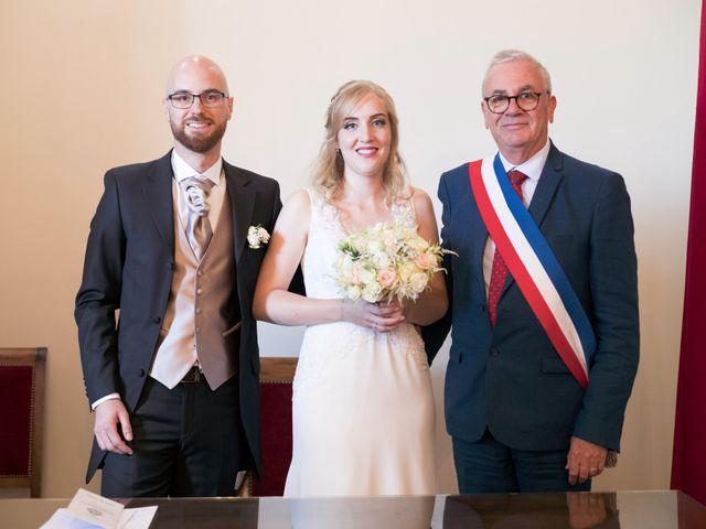 Le mariage de Xavier et Katia à Mauperthuis, Seine-et-Marne 31