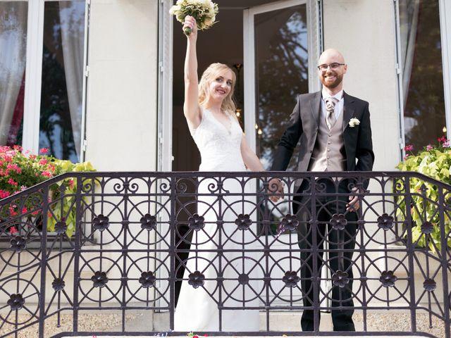 Le mariage de Xavier et Katia à Mauperthuis, Seine-et-Marne 32