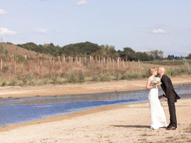 Le mariage de Xavier et Katia à Mauperthuis, Seine-et-Marne 37