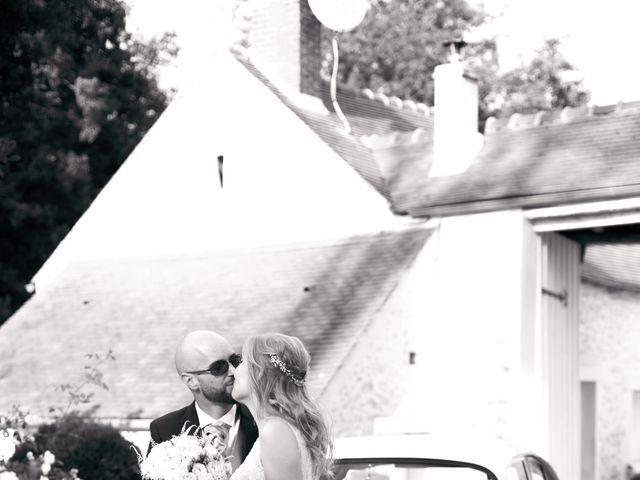 Le mariage de Xavier et Katia à Mauperthuis, Seine-et-Marne 39